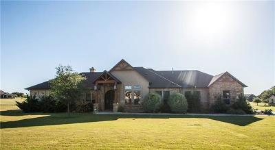Burnet County Single Family Home For Sale: 204 Rio Ancho Blvd