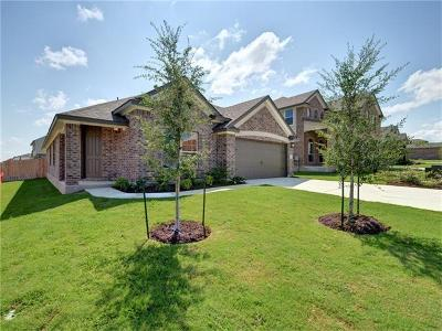 Leander Single Family Home For Sale: 1040 Feldspar Stream Way