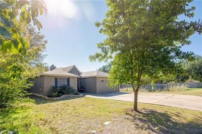 Hays County, Travis County, Williamson County Single Family Home For Sale: 4513 San Simeon Dr