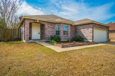 Cedar Park Single Family Home For Sale: 1111 Del Roy Dr