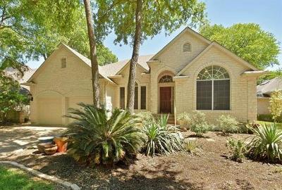 Austin Single Family Home For Sale: 10107 Wild Dunes Dr