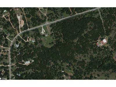 Williamson County Residential Lots & Land For Sale: 0000 Lot 19 Westlake Pkwy