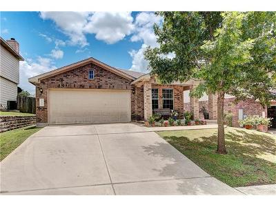 Buda Single Family Home For Sale: 132 Feathergrass Dr
