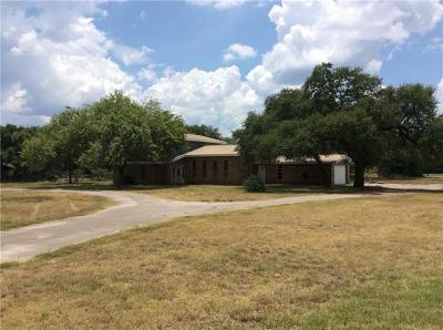 Burnet County Single Family Home For Sale: 240 Robin Ln