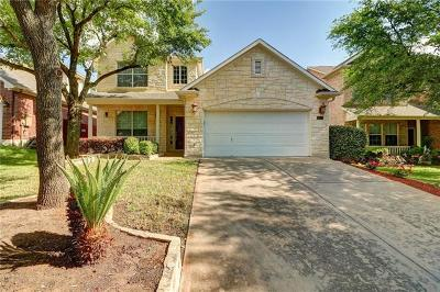 Travis County Single Family Home For Sale: 1813 Maize Bend Dr