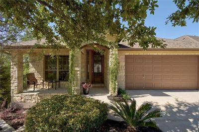 Steiner Ranch Single Family Home For Sale: 12821 Tierra Grande Trl