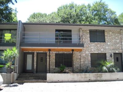 West Lake Hills Rental For Rent: 603 B Rock Park Rd