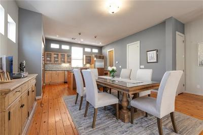 Zilker, Rabb Inwood Hills, West End Add, Barton Spgs Heights, Barton Terrace Condo, Stoval, Geo H, Barton Heights A, Barton Heights B, Barton Heights B Annex, Sun Terrace, South Lund South Condo/Townhouse For Sale: 1209 Kinney Ave #D