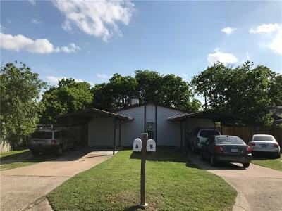 Austin Multi Family Home Pending - Taking Backups: 1303 Parsons Dr
