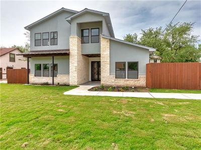 Leander Single Family Home For Sale: 400 Apache Trl