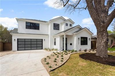 Austin Single Family Home For Sale: 7506 Saint Cecelia St
