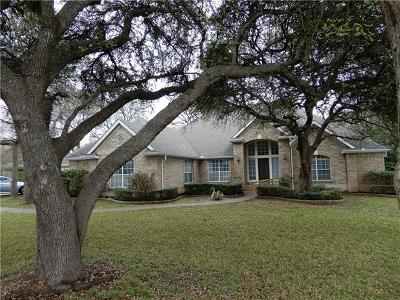 Austin Single Family Home For Sale: 5300 Rambling Range