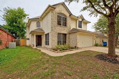 Hays County, Travis County, Williamson County Single Family Home For Sale: 1132 Brecon Ln