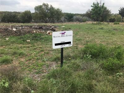 Burnet County Residential Lots & Land For Sale: 55 Parkview Dr