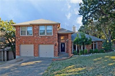 Travis County, Williamson County Single Family Home For Sale: 5810 Tributary Ridge Dr