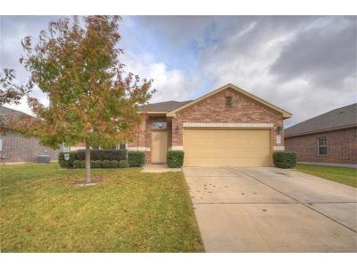 Taylor Single Family Home For Sale: 2008 Canvas Back Dr
