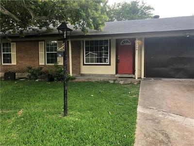Austin Single Family Home Pending - Taking Backups: 7704 Delafield Ln