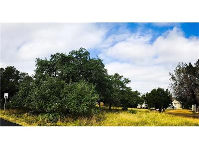 Spicewood Residential Lots & Land Active Contingent: 600 Errol Dr