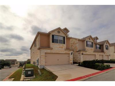 Cedar Park TX Condo/Townhouse For Sale: $229,900