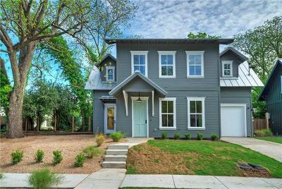 Austin Single Family Home Pending - Taking Backups: 3500 Pickle Dr #A