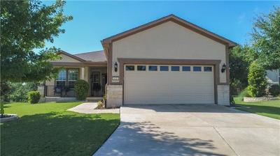 Single Family Home For Sale: 621 Apache Mountain Ln