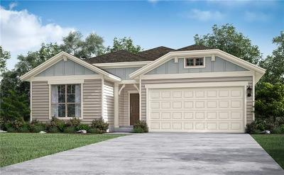Leander Single Family Home For Sale: 216 Trellis Blvd