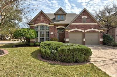 Cedar Park TX Single Family Home Pending - Taking Backups: $341,429