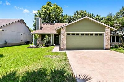 Austin Single Family Home For Sale: 2615 Monarch Dr