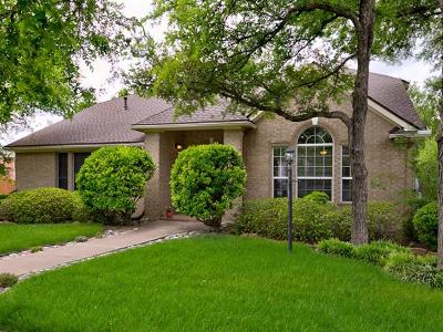 Hays County, Travis County, Williamson County Single Family Home For Sale: 3601 Malone Dr