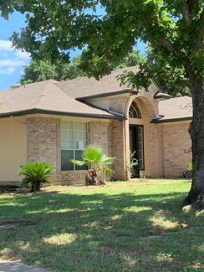 Cedar Park Single Family Home For Sale: 1308 Rambling Cv