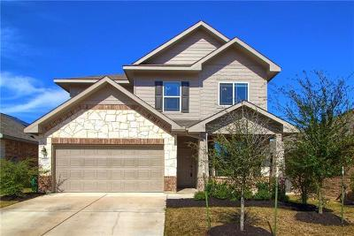 Pflugerville Single Family Home For Sale: 1102 Oblique Dr