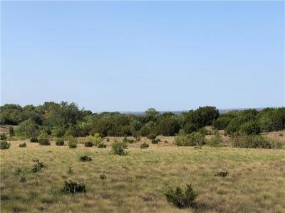 Lampasas Farm For Sale: Lot 31 Hilltop Ranch Springs