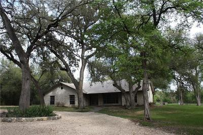 Belton Single Family Home For Sale: 1600 Shady Ln