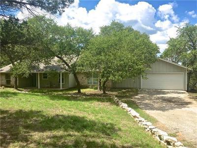 Austin Single Family Home Pending - Taking Backups: 12822 Trail Driver St