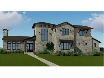 Austin Single Family Home For Sale: 105 Bella Colinas Dr