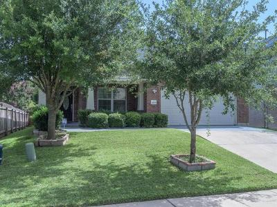 Pflugerville Single Family Home For Sale: 4208 Rolling Water Dr