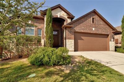 Austin Single Family Home Coming Soon: 18509 Tanner Bayou Loop