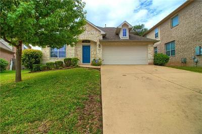 Austin Single Family Home Pending - Taking Backups: 12504 Palfrey Dr