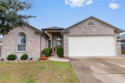 Hutto Single Family Home Pending - Taking Backups: 207 Cloud Rd