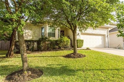 Cedar Park Single Family Home For Sale: 1508 Canvasback Trl