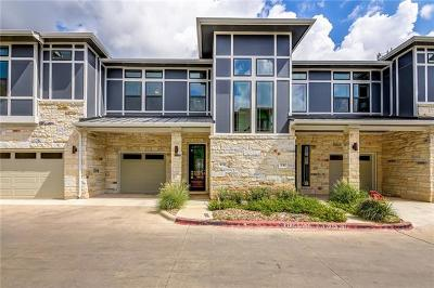 Austin Condo/Townhouse For Sale: 4323 Spicewood Springs Rd #13