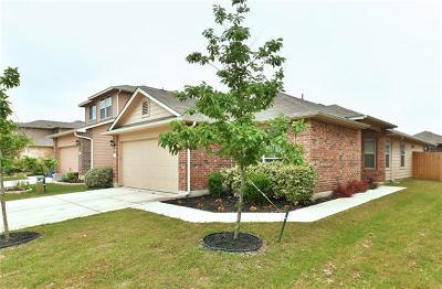 Manor Single Family Home Pending - Taking Backups: 12401 Walter Vaughn Dr