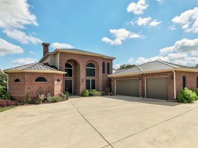 Bastrop County Single Family Home Pending - Taking Backups: 140 Morgan Ln