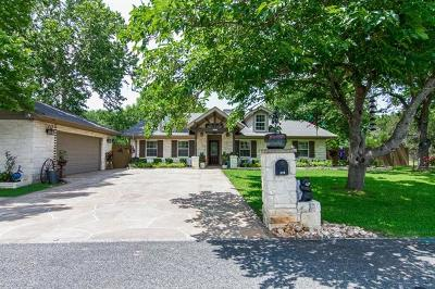 Georgetown Single Family Home For Sale: 208 Spanish Oak Dr