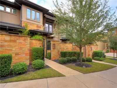 Travis County Condo/Townhouse For Sale: 6533 E Hill Dr #22