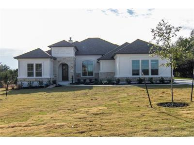 Liberty Hill Single Family Home For Sale: 405 Umbrella Sky