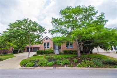 Austin Single Family Home Pending - Taking Backups: 7400 Rain Creek Pkwy