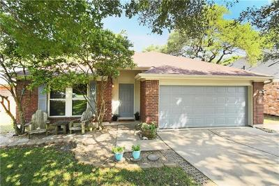 Hays County, Travis County, Williamson County Single Family Home Pending - Taking Backups: 8315 Edgemoor Pl