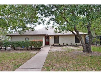 Austin Single Family Home For Sale: 4804 Broadhill Dr