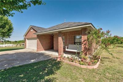 Hays County, Travis County, Williamson County Single Family Home For Sale: 13131 Crane Rd